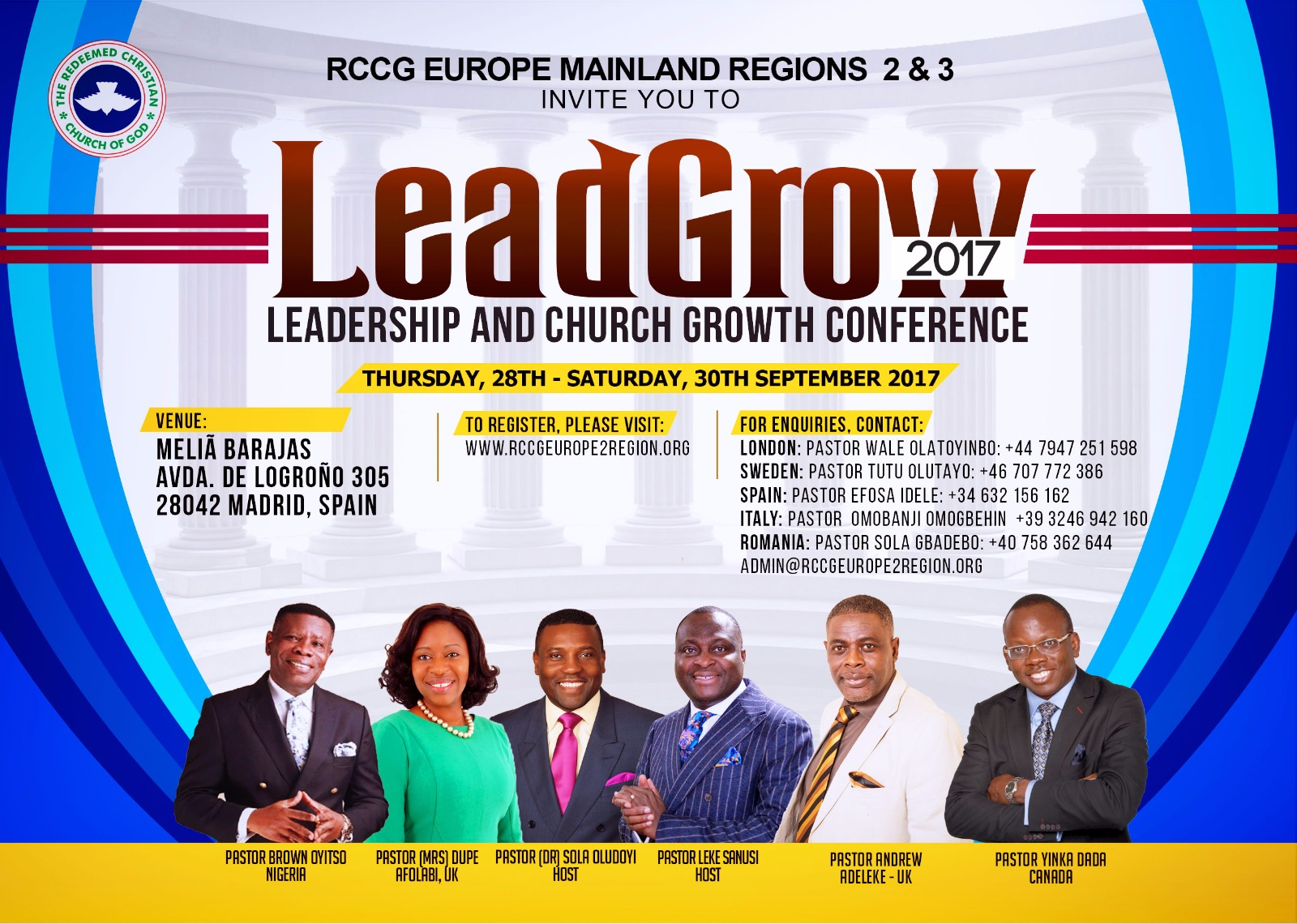 biblical church growth conference 2018 annual conference  and applying his word for life change and growth  ministry in the local church a conference that fulfills the training required.